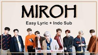 Easy Lyric STRAY KIDS - MIROH by GOMAWO [Indo Sub]