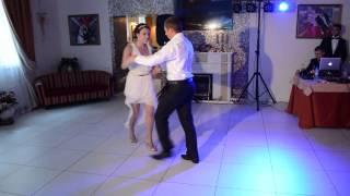 Свадебный танец молодых. Грязные танцы