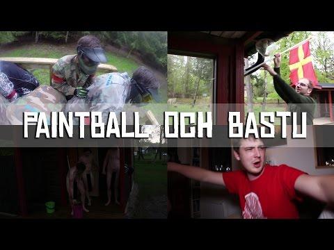 PAINTBALL & BASTU med ArgaSkånskaMän