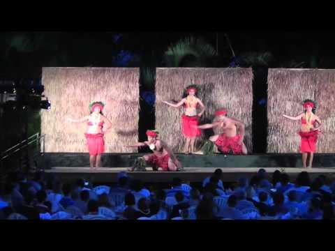 Hula Show, Sheraton Resort, Maui, Hawaii (US)