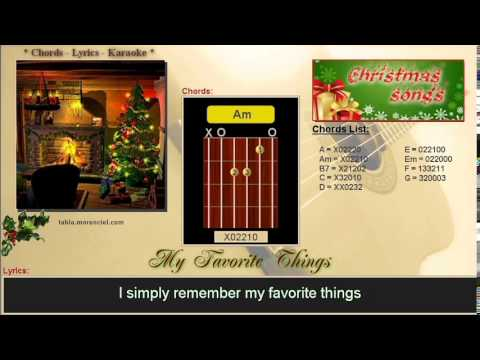 #0048 My Favorite Things (Karaoke, no vocal)