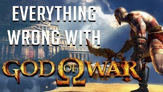 GamingSins: Everything Wrong With God of War