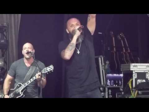 Blue October - Into the Ocean LIVE Houston / Woodlands Tx 7/11/15