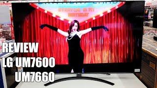 Review LG UM7600 - UM7660 Nueva Television 4K UHD HDR Smart TV 2019