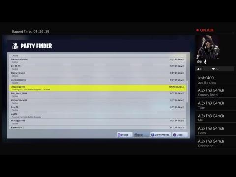 Finally battle royale:fortnite w AL3XTH3G4M3R and kezknowz