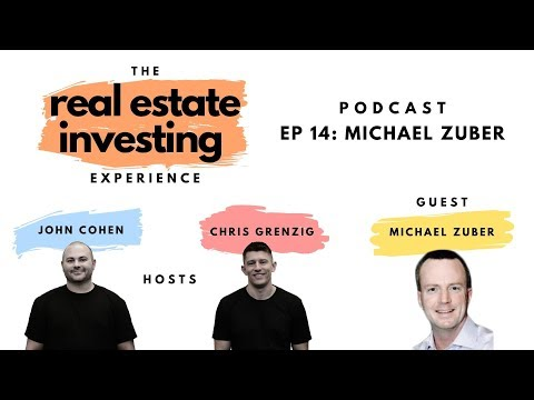 Putting in The Time For Passive Income with Michael Zuber