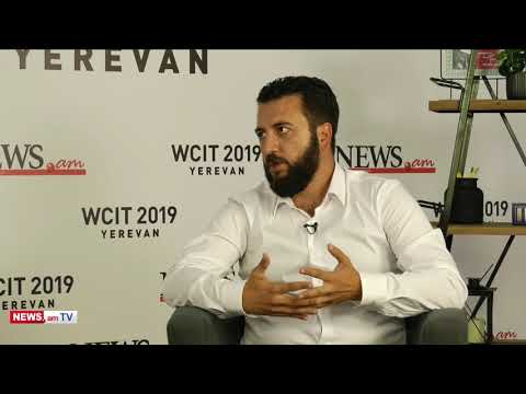ServiceTitan co-founder Vahe Kuzoyan about Yerevan office and hiring staff in Armenia