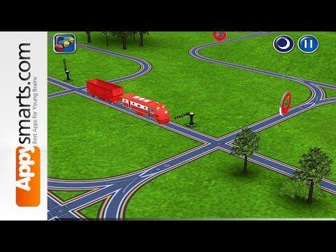 Chuggington Traintastic Adventures (app demo/gameplay)