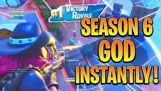 Become a Season 6 God INSTANTLY! How to Win Fortnite BEST Tips and Tricks! (Best Tips to get Better)