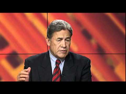 Q+A: New Zealand First leader Winston Peters