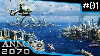 AnnO 2070 Ep.01 : เริ่มงานพัฒนาโลก!!