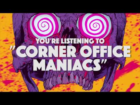 THE CHARM THE FURY - Corner Office Maniacs (OFFICIAL TRACK)