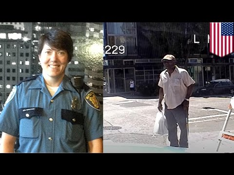 Seattle PD Officer Whitlatch gets desk duty after arresting a elderly veteran William Wingate