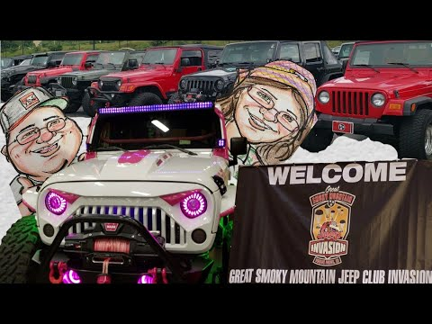 Jeep Invasion Pigeon Forge Tennessee Walkthrough 2019 Youtube