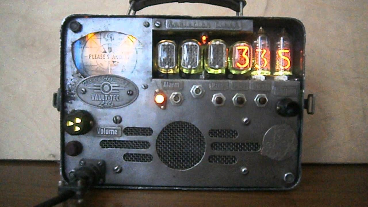 Fully Assembled Nixie Clock Shootout - YouTube