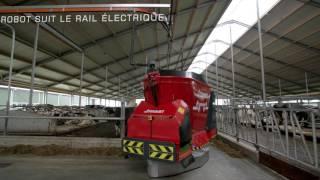 Triomatic T40 New Edition, robot d'alimentation avec WP 2 300 robot sur rouesTrioliet FR