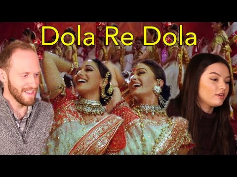 Dola Re Dola (Video Song) Devdas   Reaction  Head Spread  Bollywood