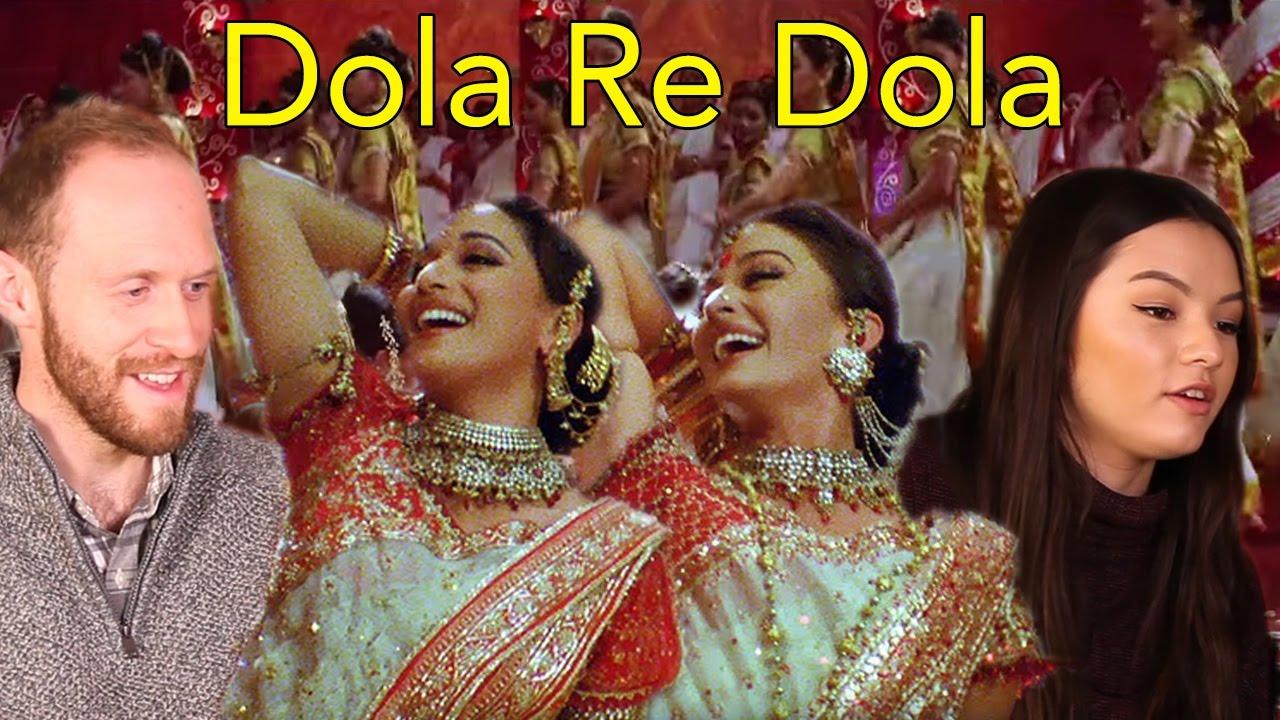 dola re dola video song devdas reaction head spread