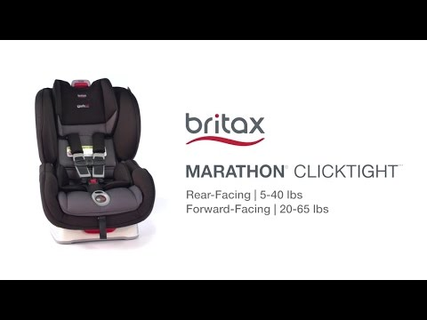 Britax Marathon ClickTight Convertible Vehicle Seat Review