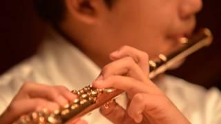 Karg-Elert Chaconne for solo flute - Yubeen Kim