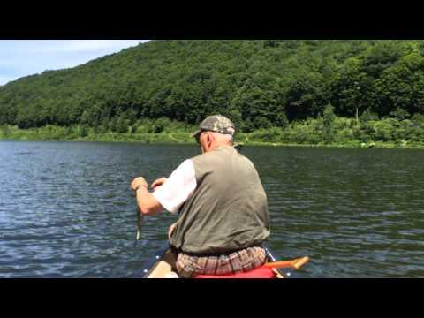 Fishing at Lyman Lake