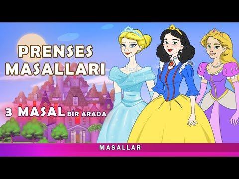 30 Dakika Prenses Masalları 🧚 KONDOSAN Türkçe - Çizgi Film Çocuk Masalları & Prenses Masalları