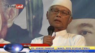 Heboh Pengajian Haul Gus Dur & Bung Karno Bersama Rois Syuriah PBNU Di Alun Alun Trenggalek JATIM | Bioskop lokal