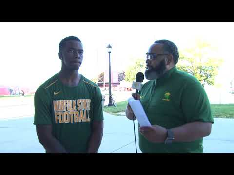 NSU Football Postgame Interview: Delaware State