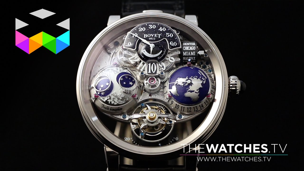 triple watches tourbillon front threat travelers wristwatch edouard watch a bovet news industry