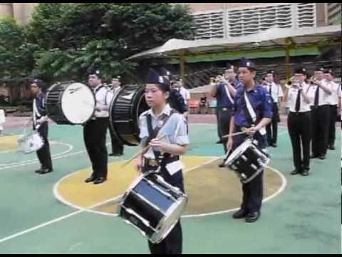The 8th Company of the Boys' Brigade, Hong Kong