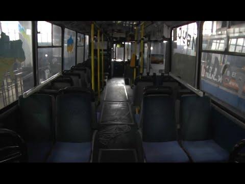 Телеканал ІНТБ: У Тернополі двічі в день дезінфікують автобуси, що курсують за спецрейсами