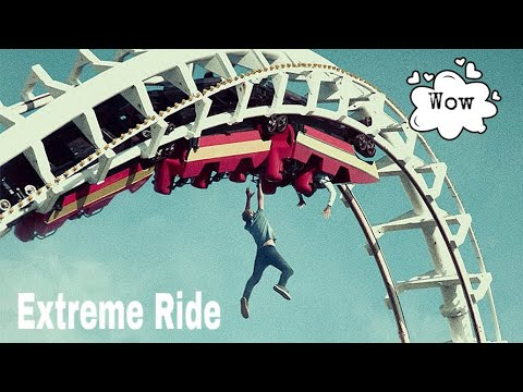 Extreme Ride Of IMG World of Adventure Dubai / Best place to visit in Dubai