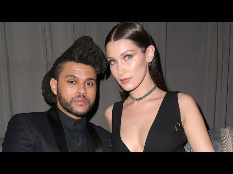 Bella Hadid & The Weeknd CONFIRM Relationship In Paris!