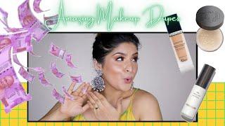 Amazing Makeup Dupes To Save Your Money! | Shreya Jain