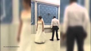 Медленный свадебный танец. Свадебный вальс.