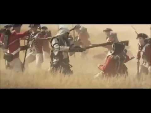 video ft. Assassins Creed 3 music Stephen - Crossfire Pt. II (feat. Talib Kweli & KillaGraham)