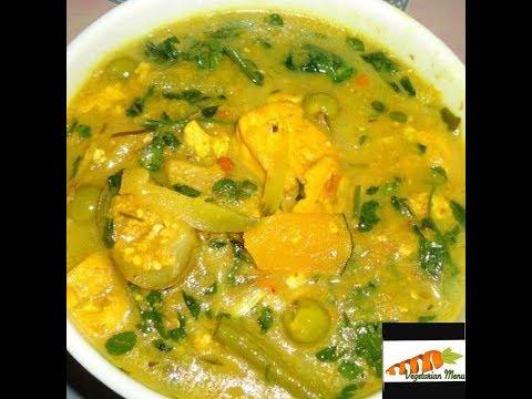 Khmer Food Korko    Vegetarian Menu