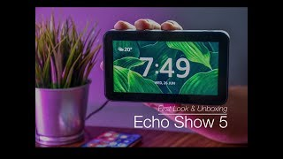 Amazon Echo Show 5 - The Best Value Smart Device?