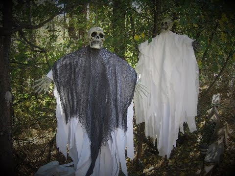 Recycled Ghost Skeleton for $5.00 ~ Featuring Miriam Joy