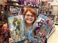 Toy Hunt - DC Super Hero Girls Harley Quinn, Bumblebee Dolls, Disney Store Star Wars Tsum Tsums