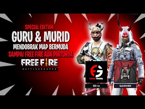 LAGI CARIK PINTU FREE FIRE BARENG GURU FRONTAL GAMING!!!