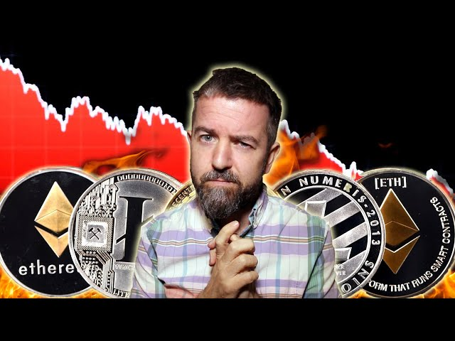 Cryptocurrency Crash! Is The Bull Market Over? Time To Sell or Buy??? What You NEED To Know!