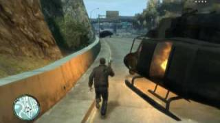 Grand Theft Auto IV - PC gameplay