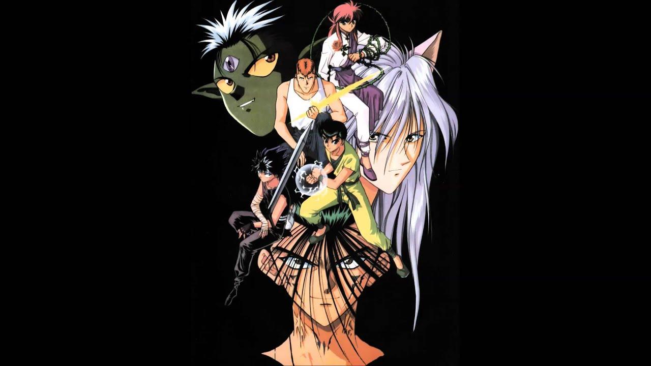 Yu Yu Hakusho OST 2 Yusuke's Power Up(Remastered) - YouTube