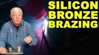 silicon bronze tig brazing   tig time