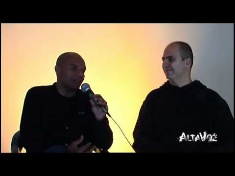 Interview with Jerome Sydenham @ AltaVoz Venice (13th Nov 2010)