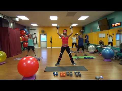 Bootcamp/Bodyweight HIIT Workout