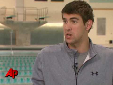 Phelps: Happy to Have Structure Back in My Life