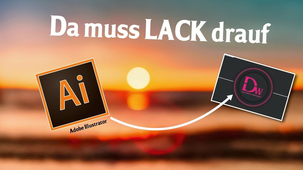 Visitenkarten Mit Partiellem Uv Lack Erstellen Mit Adobe