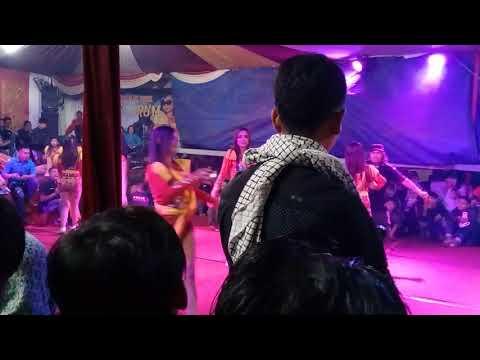 Dolalak Mekar Arum - di Dusun Rowo Rejosari, Tlogopucang 18 Maret 2018